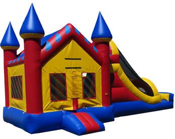 Multicolor Castle Dry Combo (13'x30') $150.00+ tax