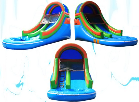 Front Load Water Slide $180.00+ tax