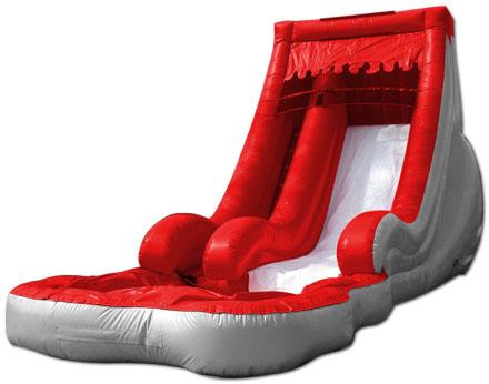 Volcano Water Slide 17'  $200.00+ tax