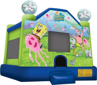 Sponge Bob Moonwalk $85.00 plus tax
